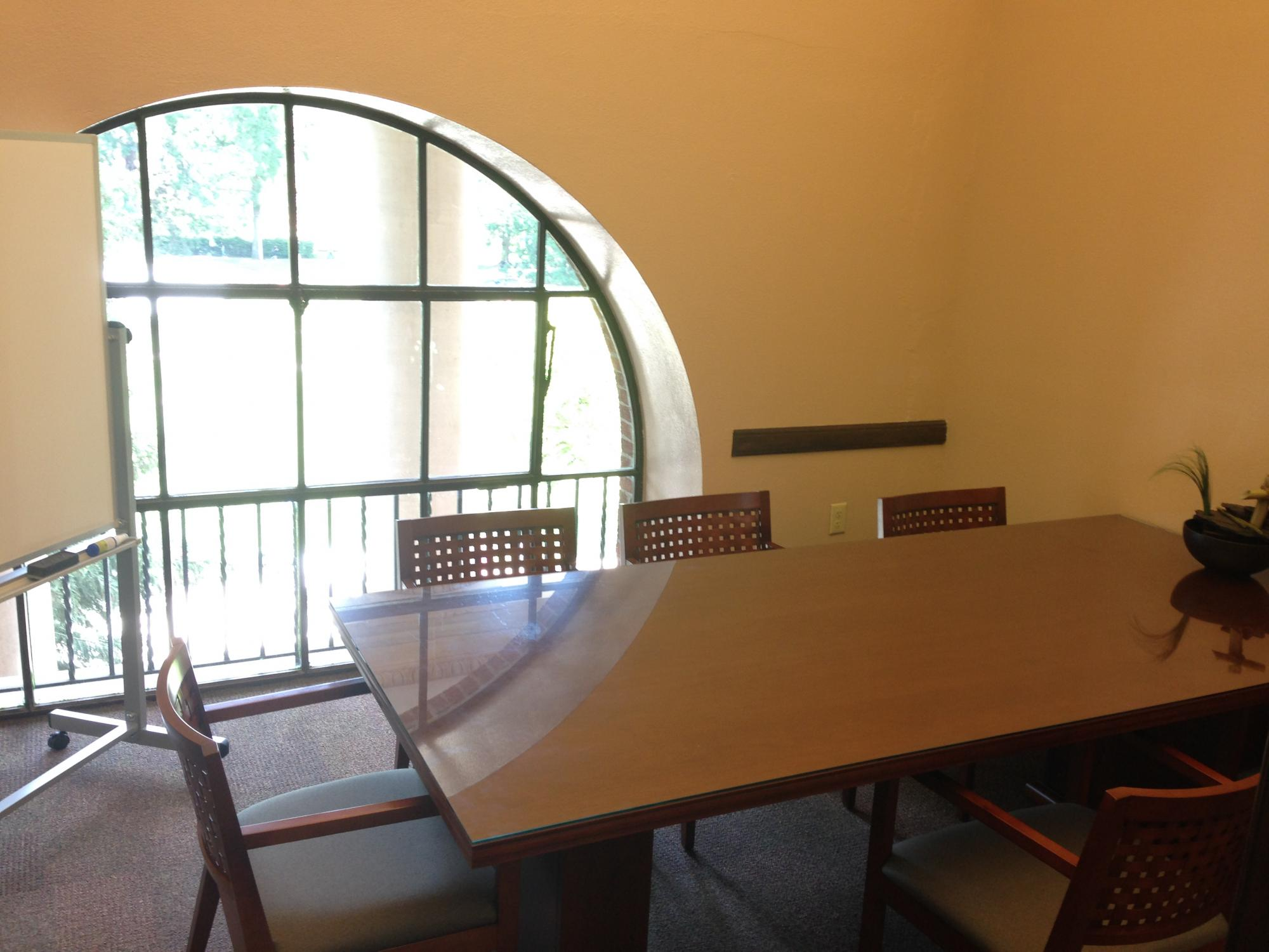 Rooms Available At The Graduate Student Success Center