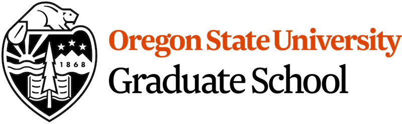 Graduate School - Oregon State University